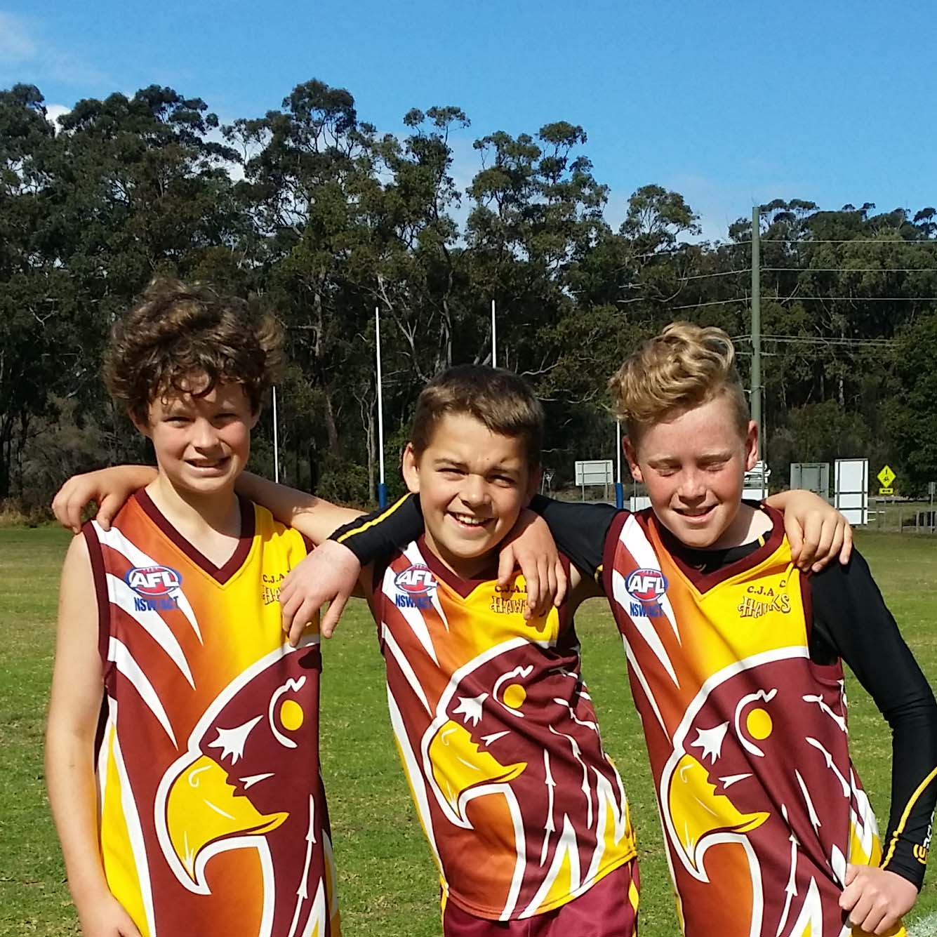newcastle junior afl players