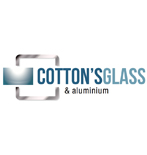 cotton's glass and aluminum