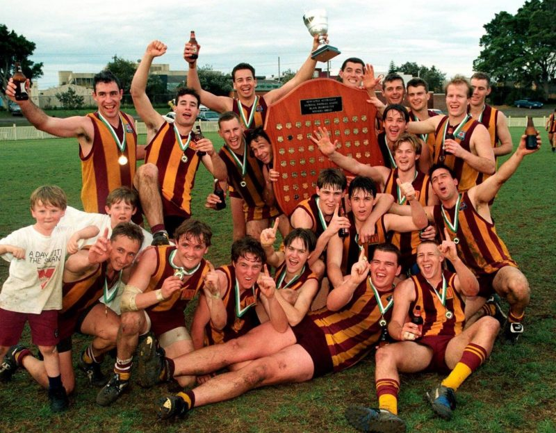 1998 hawks premiership team