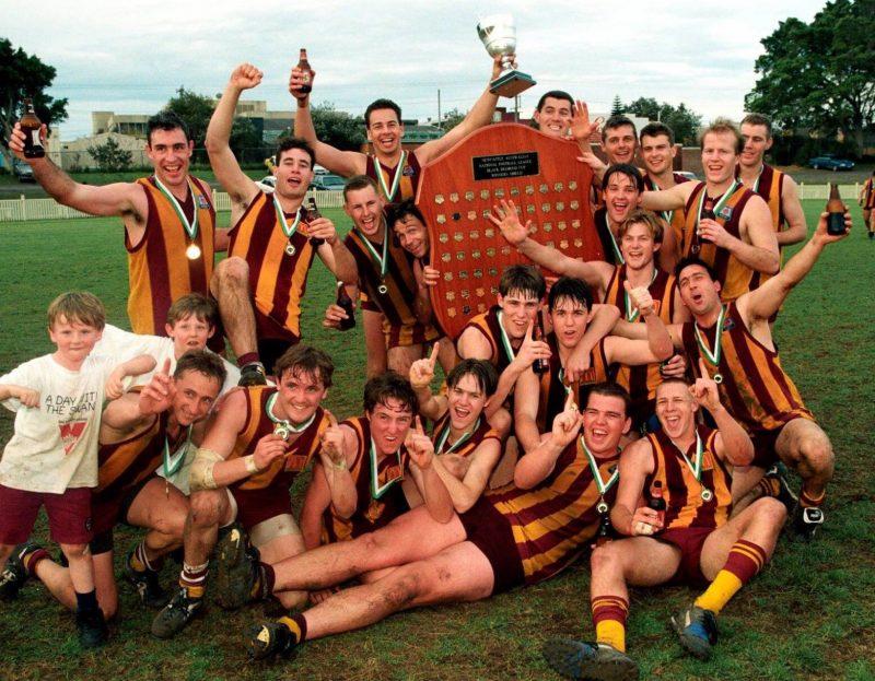 1998 hawks premiership team